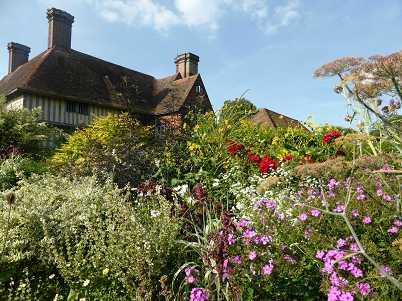 Wilde Gärten England